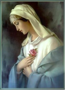 Boodschap van Moeder Maria
