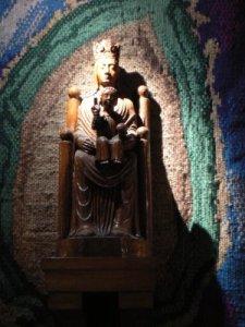 woe 6 okt  Afstemming Zwarte Madonna Chartres 10-10-10