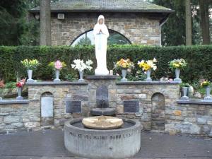 Boodschap van Moeder Maria aan haar bron te Banneux