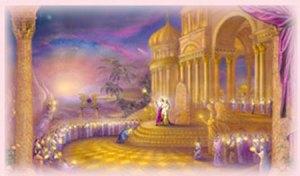 iedere 12 de vd maand afstemming op de Ark van het Nieuwe Jeruzalem