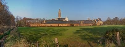 panorama abdij Tongerlo